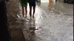 Buon ferragosto con pioggia