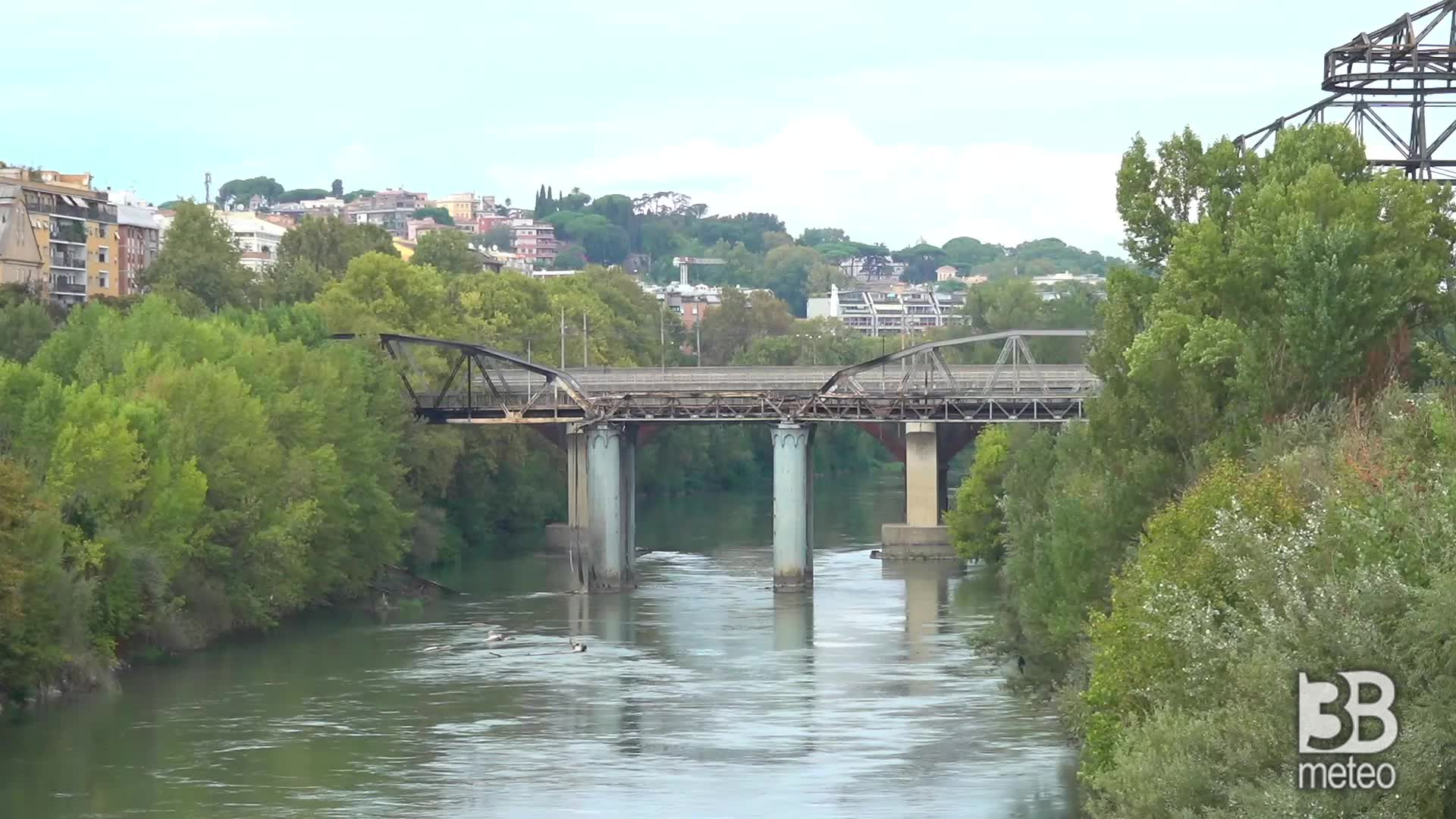 Roma, Ponte di Ferro dopo rogo: cause incendio da accertare