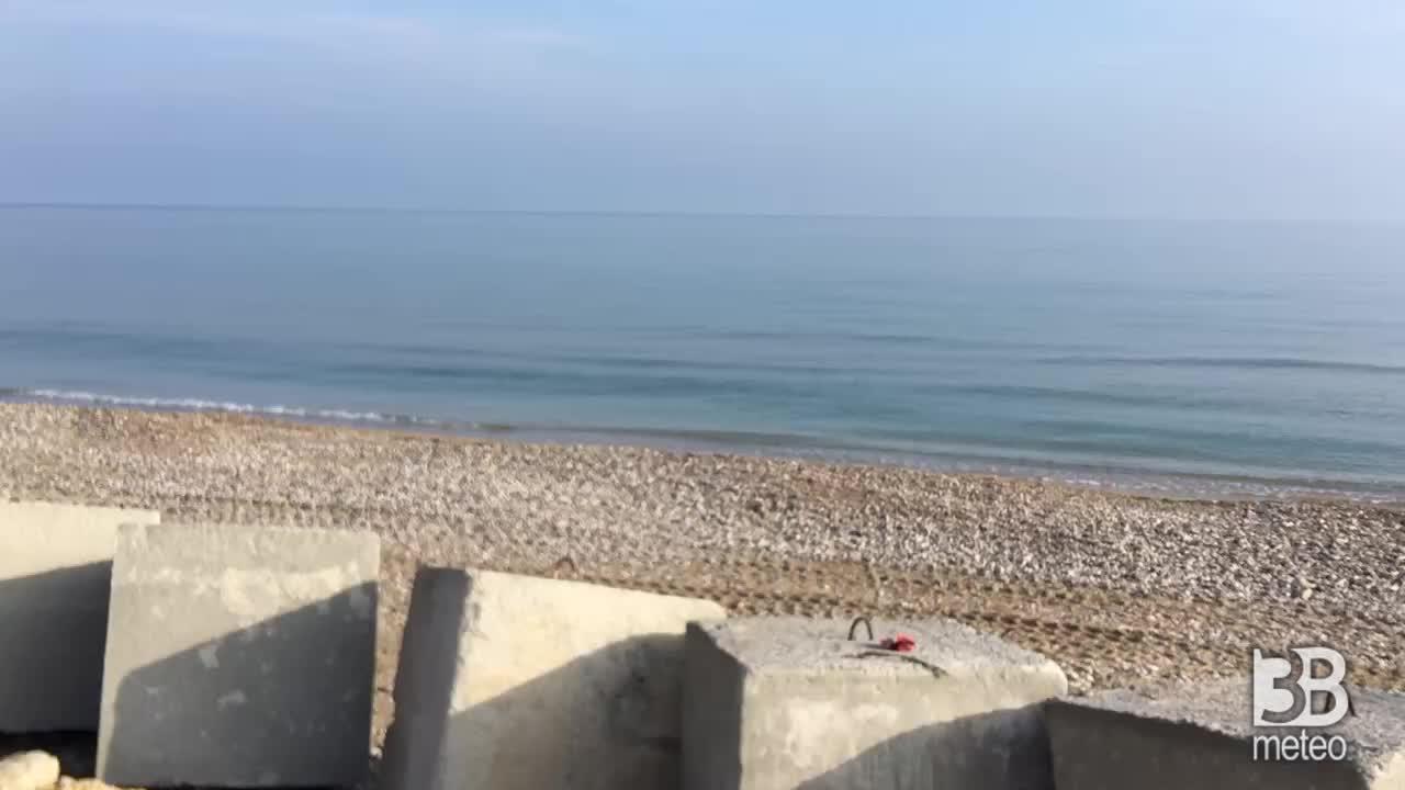 CRONACA METEO - Domenica con l'anticiclone in Abruzzo, BEL TEMPO a PESCARA - VIDEO