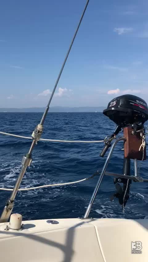 In navigazione