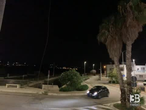 Cronaca METEO VIDEO: TEMPORALI e FULMINI in provincia di LECCE