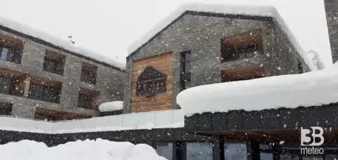 Strepitose nevicate!!! vi aspettiamo