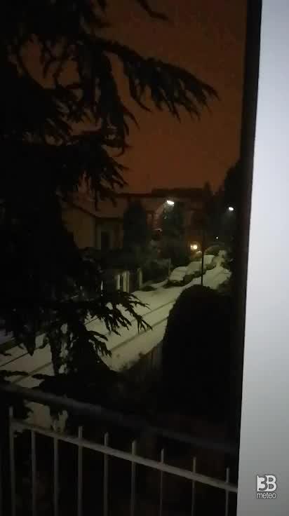 Neve 16/12/18 ore 22:09