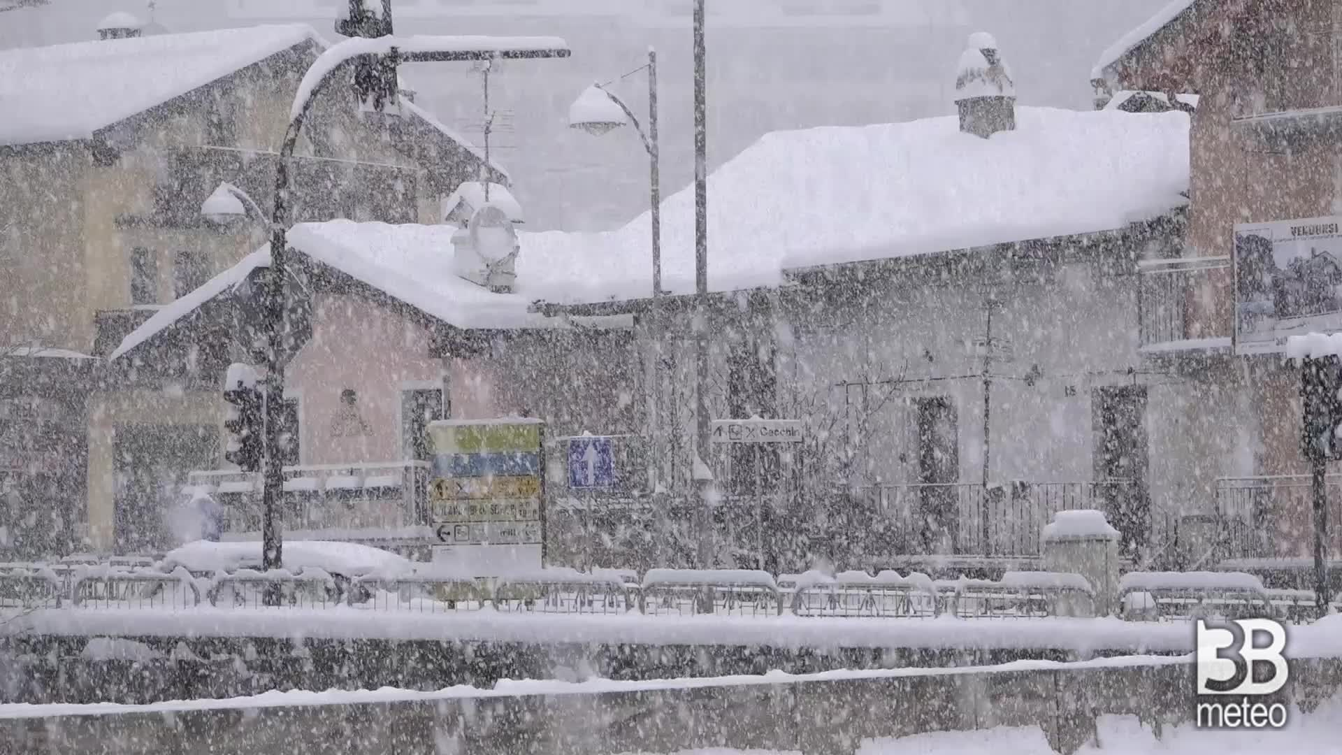 Neve Aosta