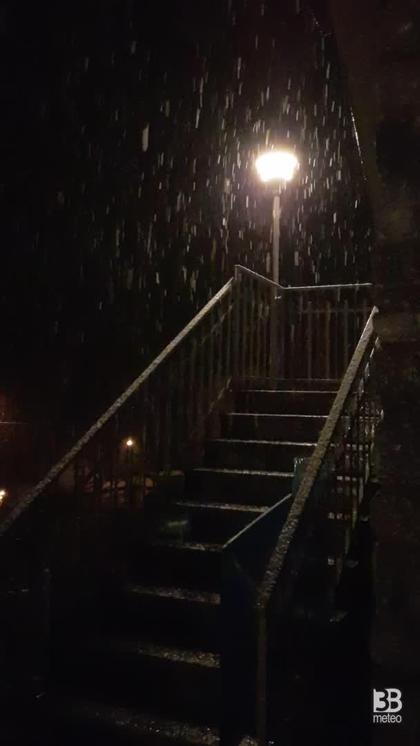 Nevicata di aprile