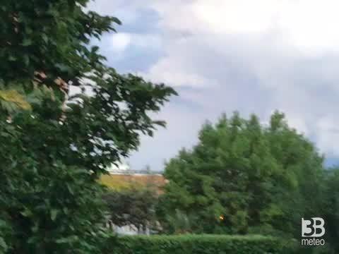 Prima del temporale del 14 maggio