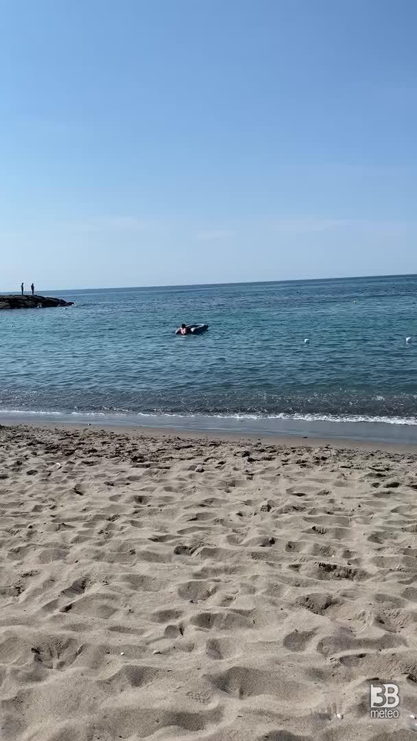 Cronaca Meteo Video: giornata placida a San Lorenzo al mare
