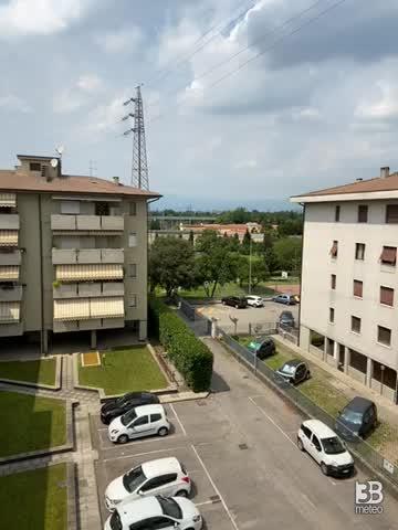 CRONACA METEO DIRETTA - Si avvicina il temporale a Verona, forti fenomeni già in atto sul Garda - VIDEO