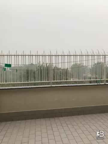 CRONACA METEO DIRETTA - Il maltempo raggiunge la Campania. Temporali sulla zona di Napoli - VIDEO