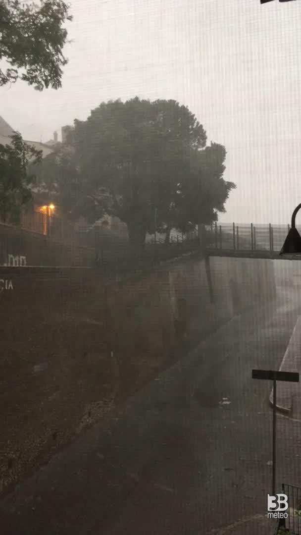 Tempesta estiva