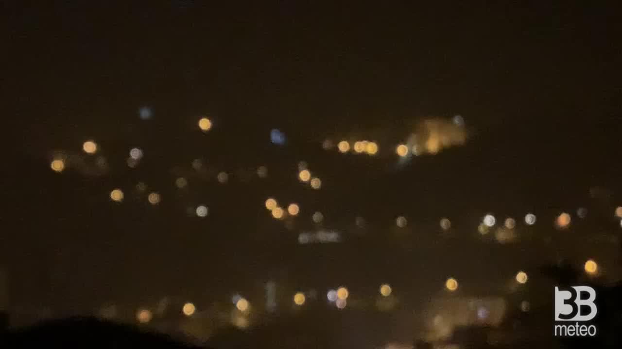 Cronaca DIRETTA VIDEO, temporale 1 agosto 2020 sul cuneese