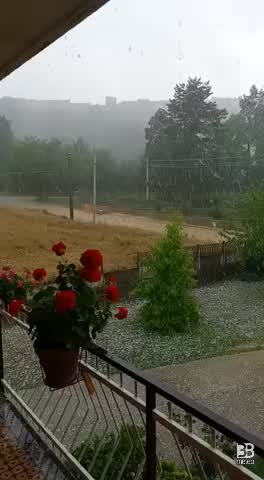 CRONACA METEO - Giovedì 8 luglio Piemonte bersagliato dai temporali. La situazione ad Alessandria - VIDEO