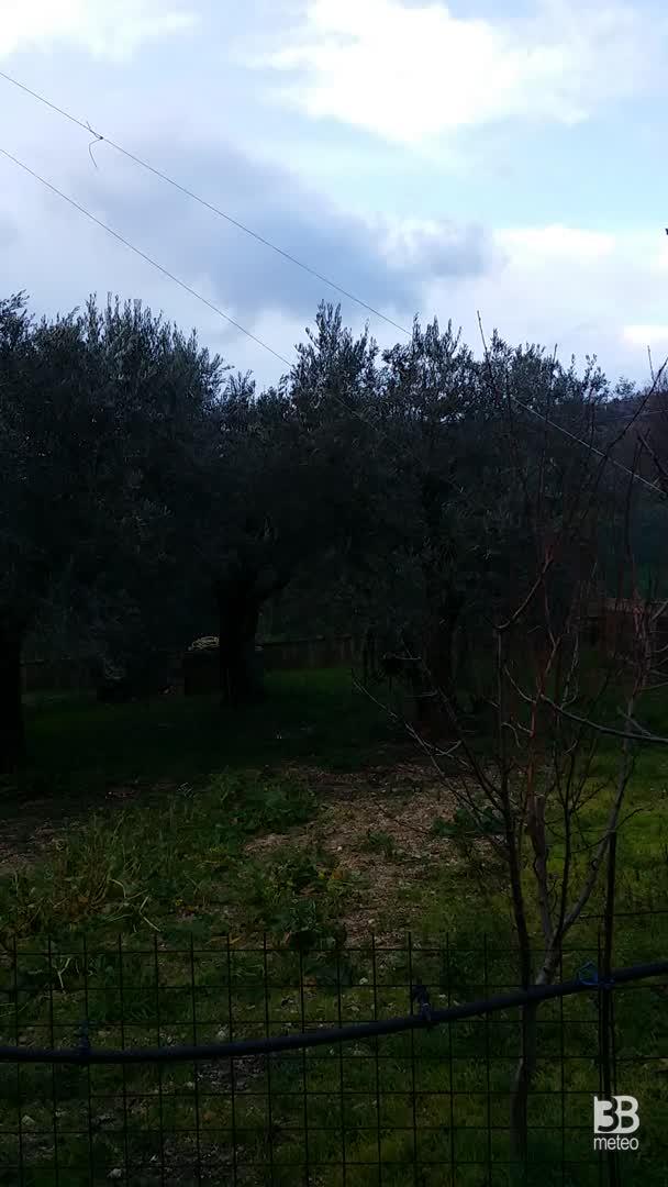 CRONACA METEO DIRETTA - Forti venti spazzano il Sud. La situazione in provincia di Benevento - VIDEO