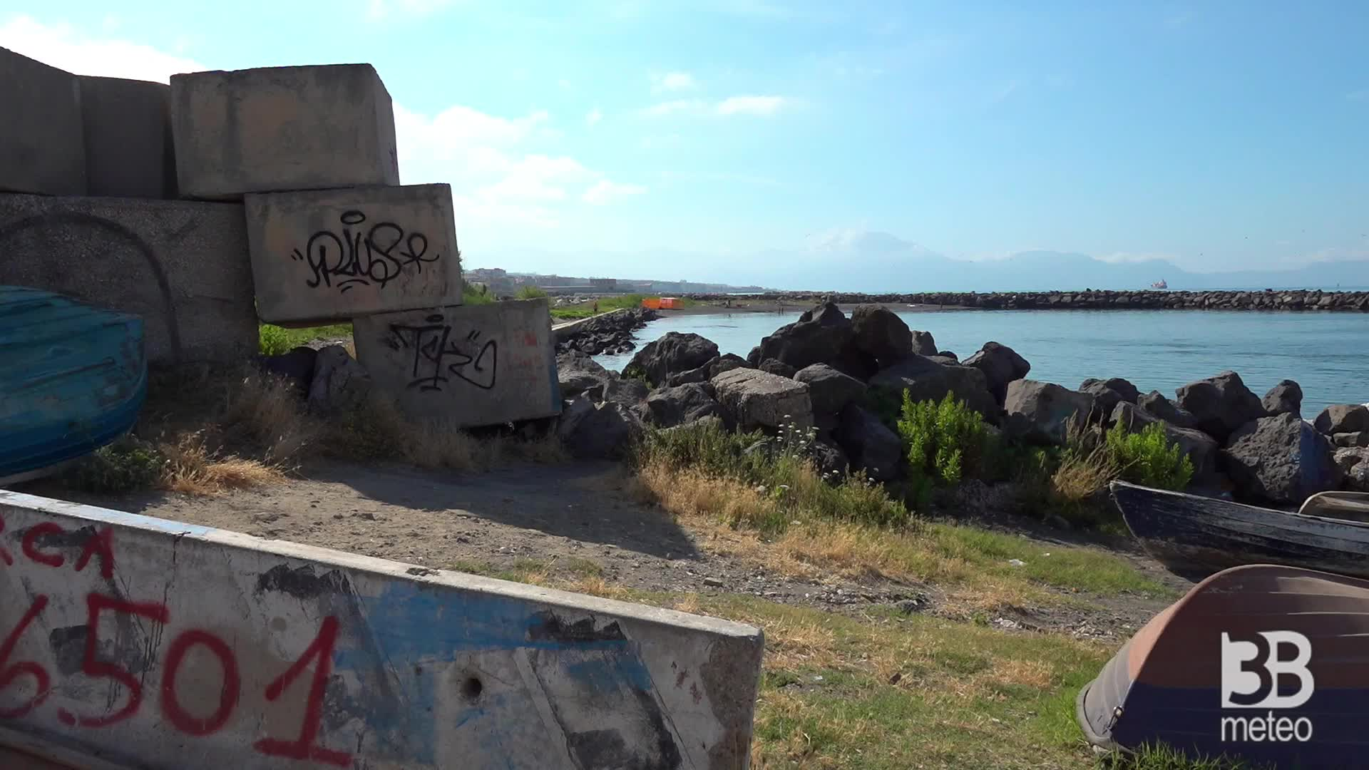 Il mare negato di San Giovanni : verso il G20 Ambiente di Napoli