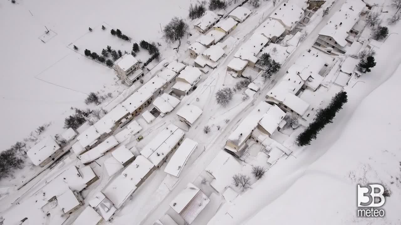 Drone Campo di Giove
