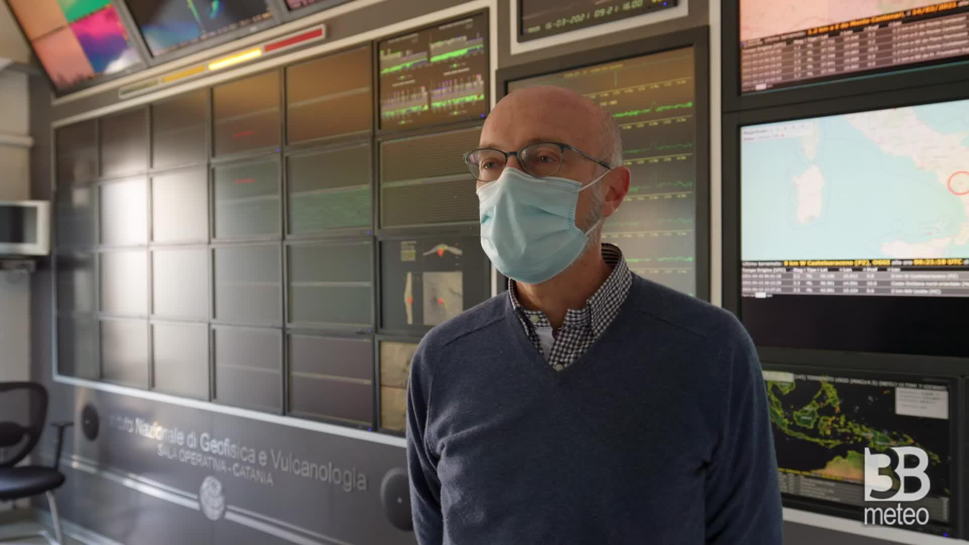 Etna, Stefano Branca (Ingv):