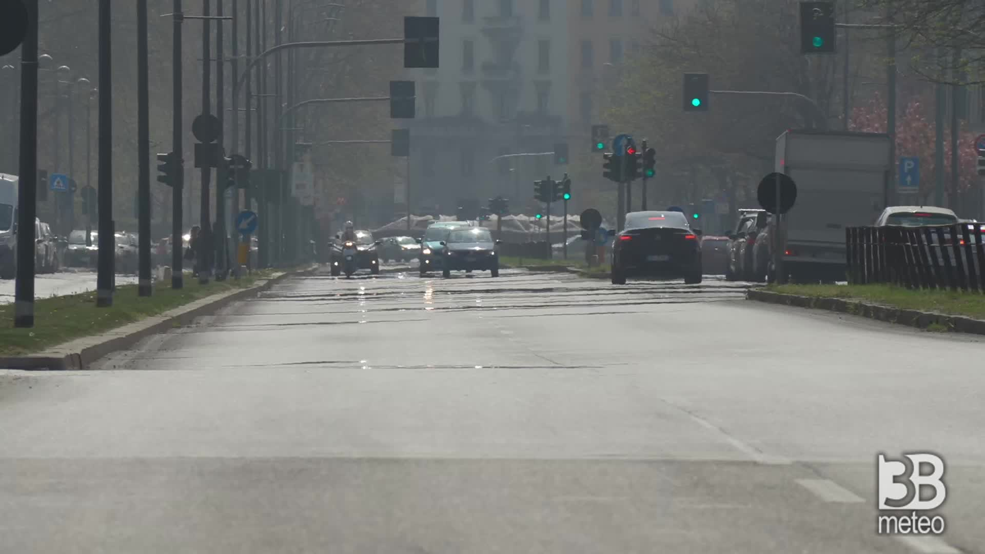 Milano, anticipo d'estate: temperature sopra media stagione